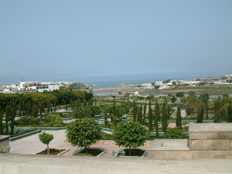 Jardins Font Rabat Hssan