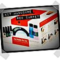 Idée cadeau #25 : red carpet manicure pro gel kit
