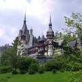 Roumanie, Sinaia, chateau de Peles