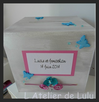 cagnotte mariage faitmain, orchidees turquoises