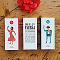 Eau de espana - packaging