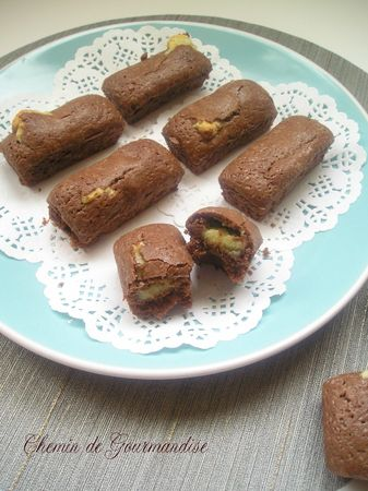 Brownie Zaza pate d'amande (2)