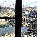 Refuge de la Glère, par la fenêtre (65)