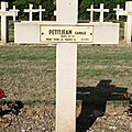 Soldat Camille PETITJEAN