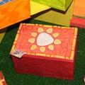Boîte faite maison