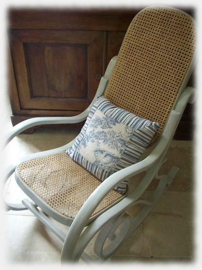 rocking chair adulte 2
