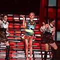 Jolin at stars concert in taiyuan + myself world tour dvd signing in taipei