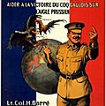 Affiches canadiennes