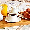 Défi n°16 [pour soi] : petit déjeunez au lit !