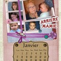 Calendriers 2008