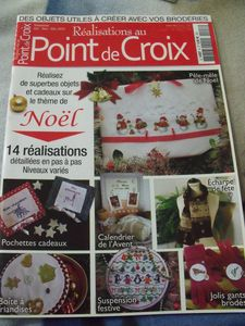 ralisation au point de croix Noel