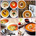 🍂 🎃 soupes et potages..d'automne 🍂