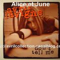 CD Promotionnel Don' t Tell Me-version européenne (2004)