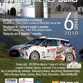 Rallye national de bourbonne les bains 2010