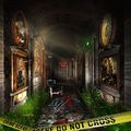 Museum-photomontage-digital-artist-freelance-cluedo
