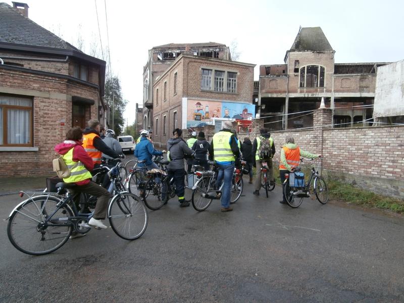 Lerarenkaart fietstocht 2013 - Marcasse - PB035373