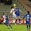 Résumé ajaccio - strasbourg vidéo but maâzou (2-0)- 15j de ligue 2