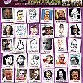 30 dessinateurs vous accueillent à sélest'ival 2015 le samedi 27 et le dimanche 28 juin !!!