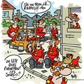 Spirouterie du n de Spirou des 75 ans de Spirou
