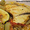 1007 Tajine de requin aux légumes marinés 4