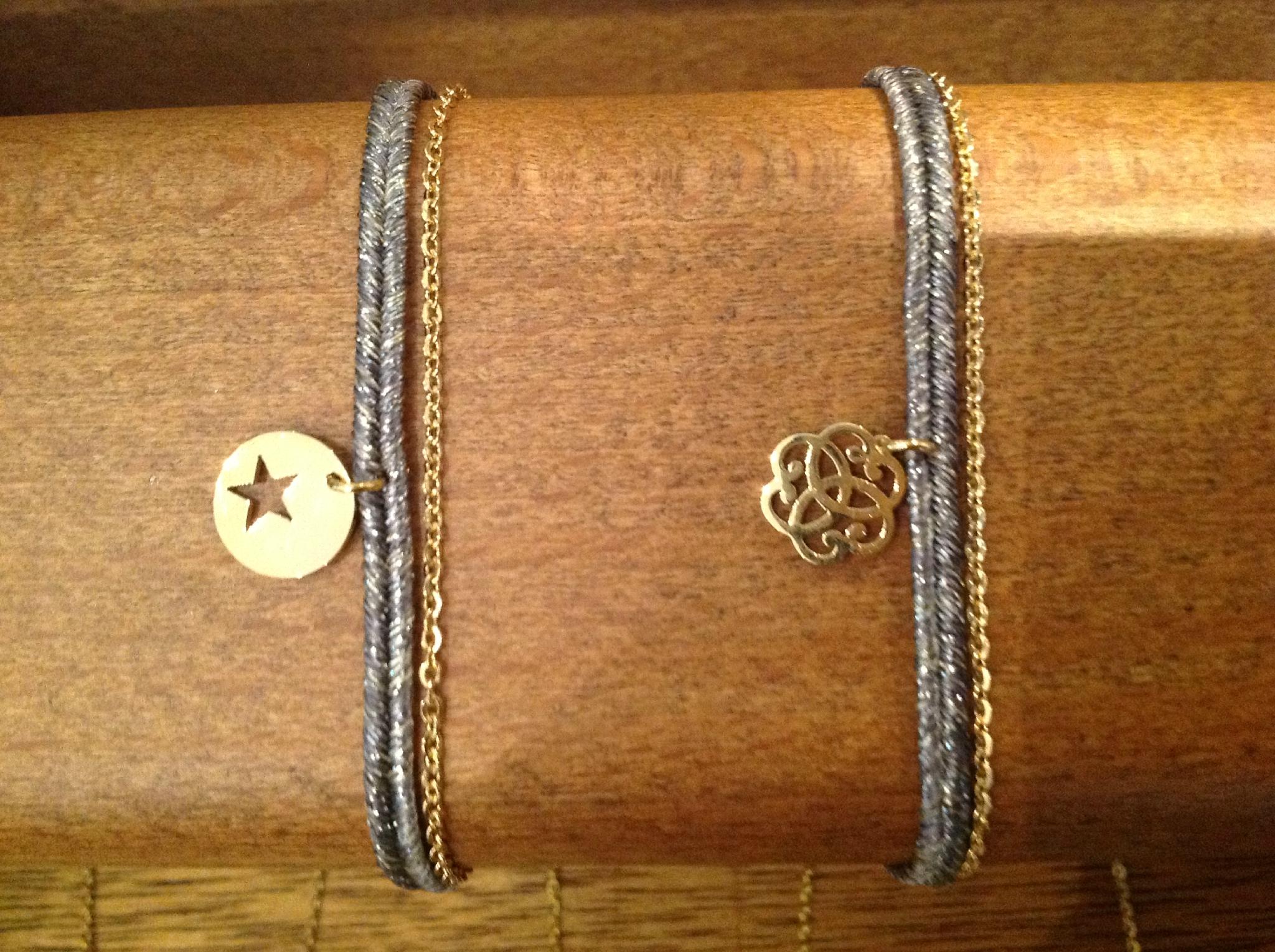 Bijoux zag bracelet