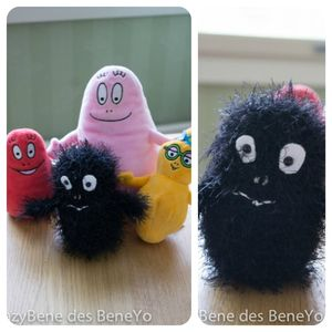 Barbouille des Barbapapas