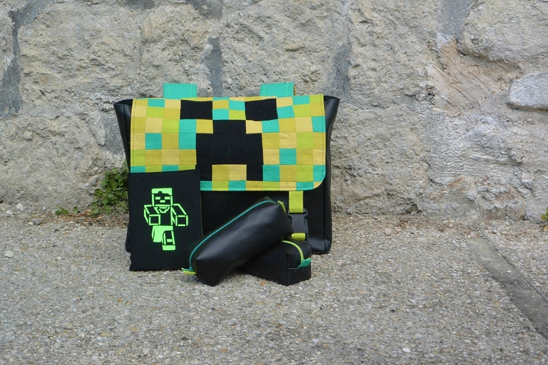 Cartable Pirate Minecraft Mavada (4)
