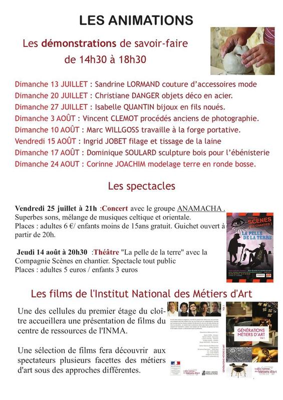 Dossier de presse Chalais 7