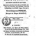 Sapho ( 1794 ).