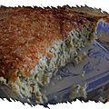 Parmentier thon- courgette