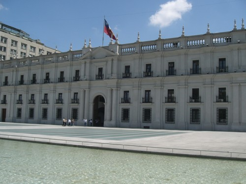 Santiago, la Moneda