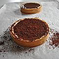 Episode 4 : paques 2015 la tarte chaude au chocolat de chez valrhona
