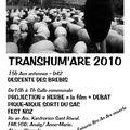 Transhum' are - edition 2010
