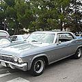 CHEVROLET Impala 4door hardtop 1965 Poussan (1)