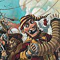Oui c'est un joyeux pirate-eu, oui c'est un joyeux pirate-eu !