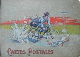 Carte postale facteur (4)