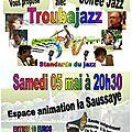 Soirée jazz ambiance cabaret la saussaye le 5 mai 2012