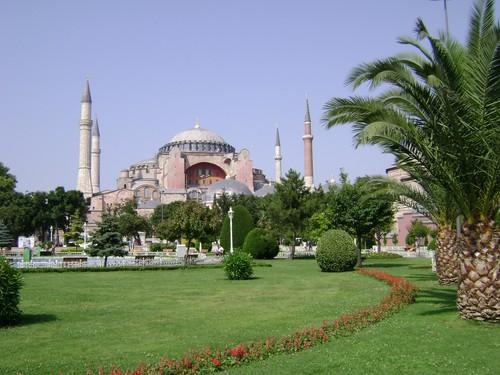 Turquie, Istanbul, Sainte Sophie