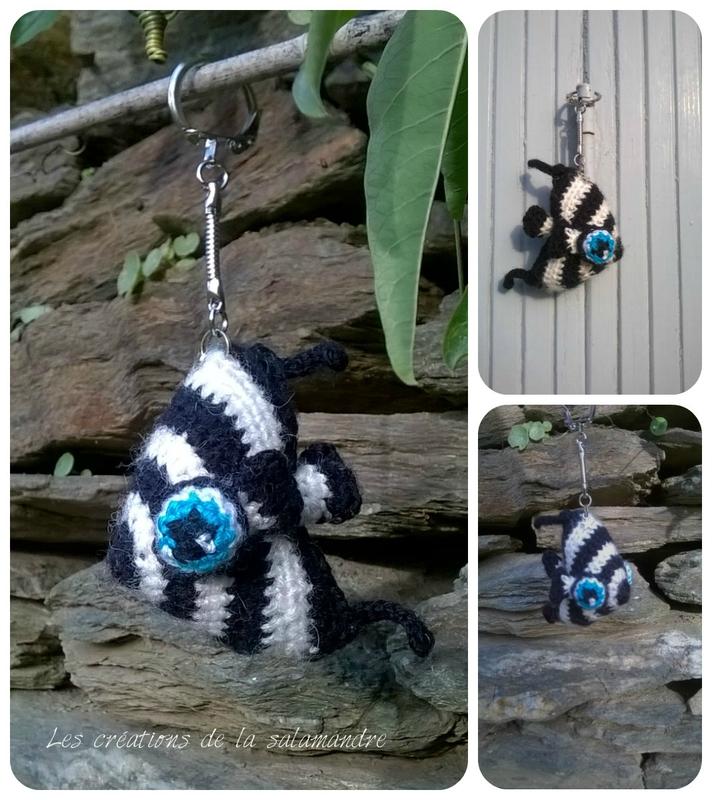 porte-clés poisson 4 2016