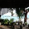 Vue depuis le restaurant ou nous avons aussi notre bungalow, Ko Tao