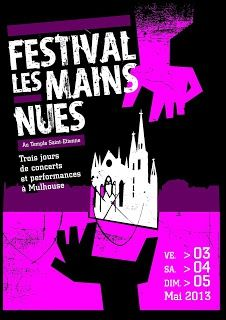 Festival 2013 Les Mains Nues