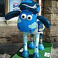 Shaun in the city bristol 1