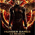 Hunger games : la révolte (part 1) de francis lawrence avec jennifer lawrence, josh hutcherson, liam hemsworth, woody harrelson