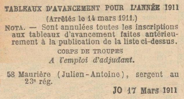 MAURIERE ADJUDANT 1 1911 03
