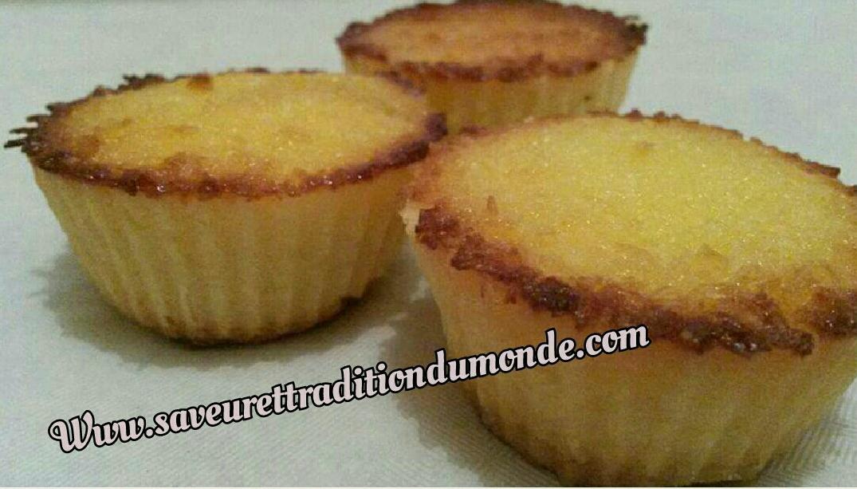 Minis tartelettes a la noix de coco