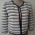 Gilet #9 : encore une veste
