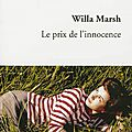 Le prix de l'innocence, de willa marsh