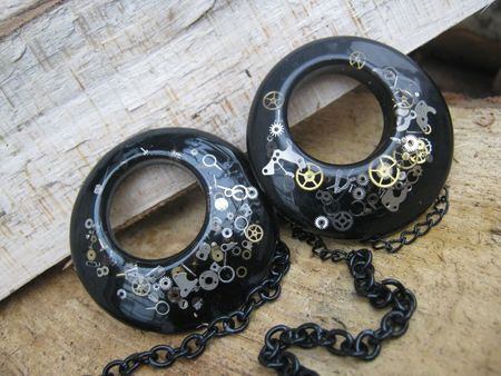 steampunk donuts