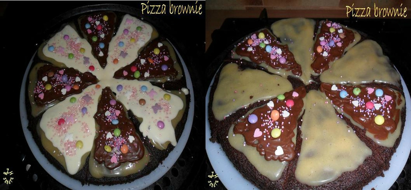 1018 Brownie pizza 6