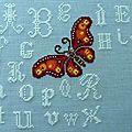 Abécédaire au papillon : objectif n°6